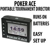Poker Ace tournament timer