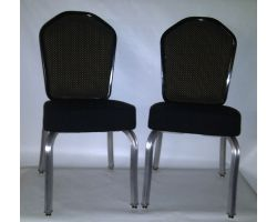 Arched back Casino Poker Chairs w/ Super sturdy construction